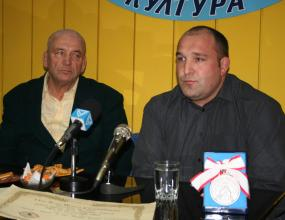 Щастливият варненски шампион по сумо Тодор Джуров заяви, че е повече от щастлив.