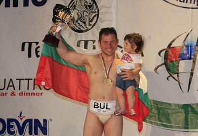 28 медала за България от Евро`2010