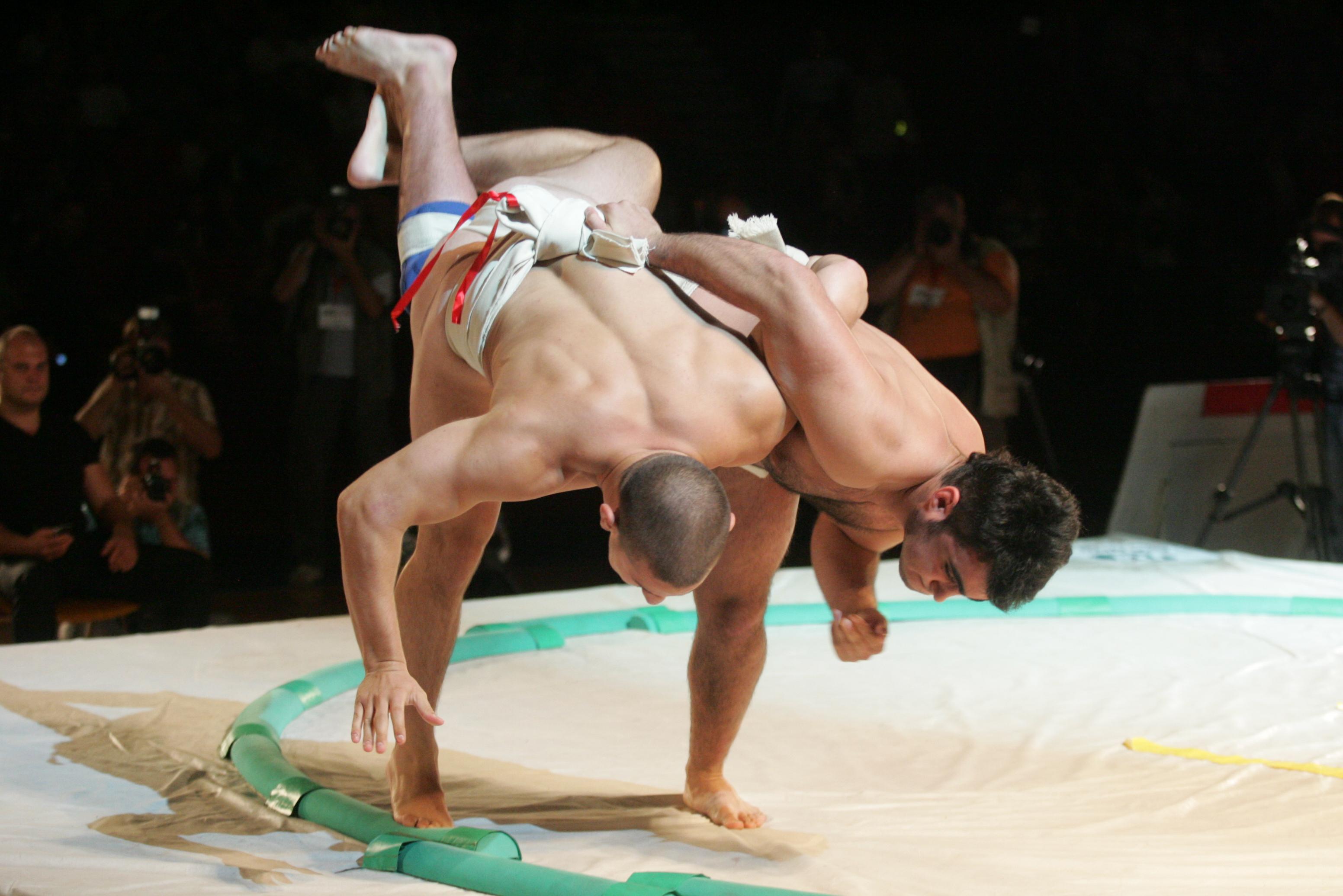 Европейското първенство по сумо във Варна завърши!