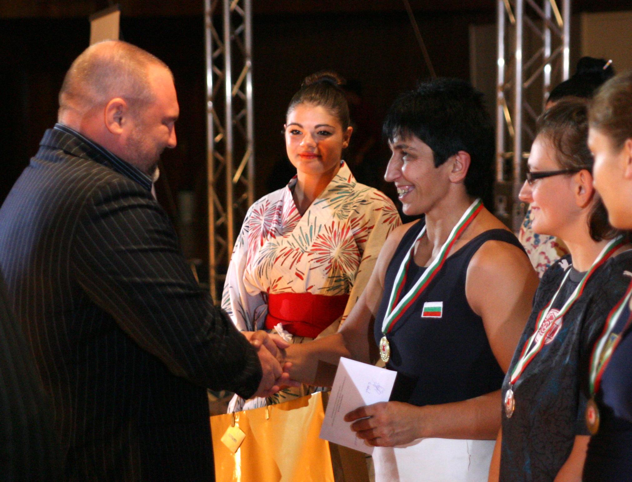 """""""Следобят ще се опитам да спечеля още един златен медал"""", каза Анна Методиева."""
